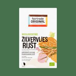 products fairtrade original biologische zilvervlies rijst