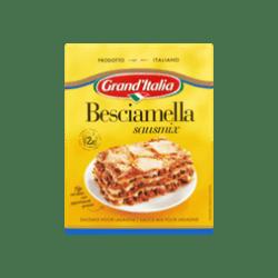 products grand italia besciamella sausmix