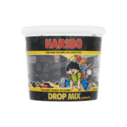 products haribo drop mix colored