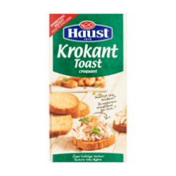 products haust krokant toast