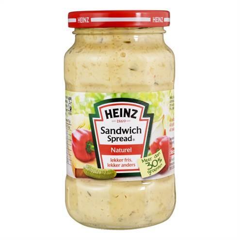 products heinz sandwich spread naturel