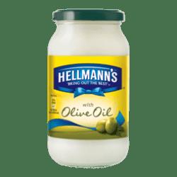 products hellmann s saus olijfolie