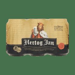 products hertog jan traditioneel natuurzuiver bier blikken