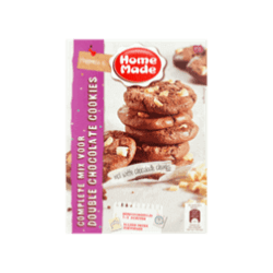 products homemade complete mix voor double chocolate cookies