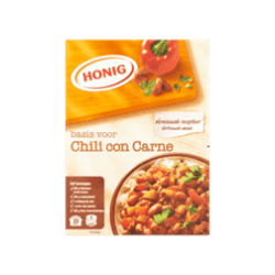 products honig basis voor chili con carne