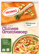 products honig basis voor chinese groentesoep