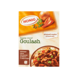 products honig basis voor goulash