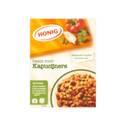 products honig basis voor kapucijners