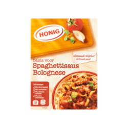 products honig basis voor spaghettisaus bolognese