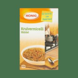 products honig krulvermicelli middel