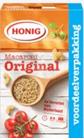 products honig macaroni original voordeelverpakking