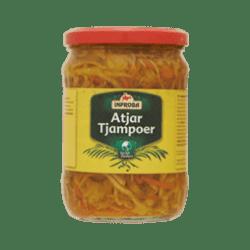 products inproba atjar tjampoer
