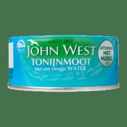 products john west tonijnmoot met een vleugje water