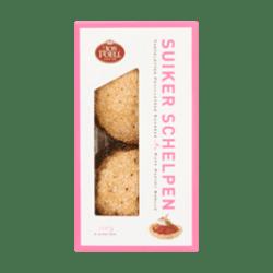 products jos poell suiker schelpen