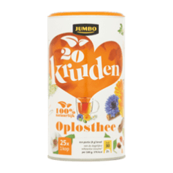 products jumbo 20 kruiden oplosthee