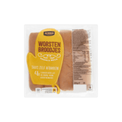 products jumbo 4 worstenbroodjes