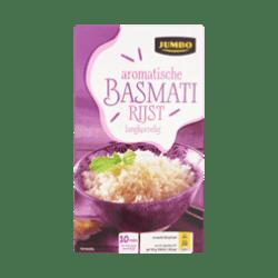 products jumbo aromatische basmati rijst