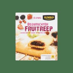 products jumbo bosvruchten fruitreep