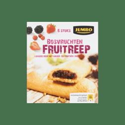 Jumbo Bosvruchten Fruitreep