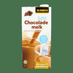 Jumbo Chocolademelk light