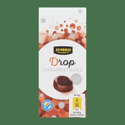 Jumbo Drop Keelpastilles Suikervrij