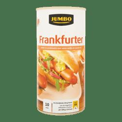 products jumbo frankfurter 10 stuks