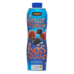 products jumbo fruitsiroop bosvrucht