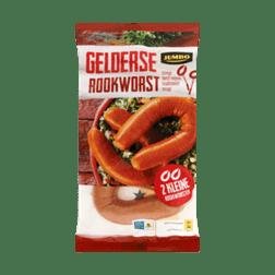 Jumbo Gelderse Rookworst 2x100gr