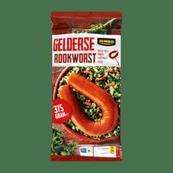 Jumbo Gelderse Rookworst 375g