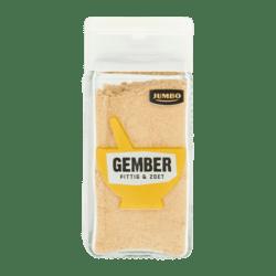 Jumbo Ginger