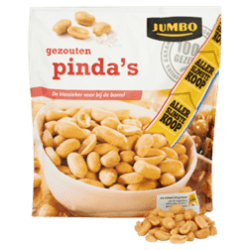 products jumbo gezouten pinda s