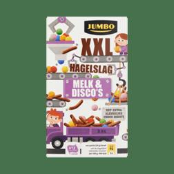 Jumbo Hagelslag Melk & Disco's XXL