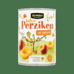 products jumbo halve perziken op siroop