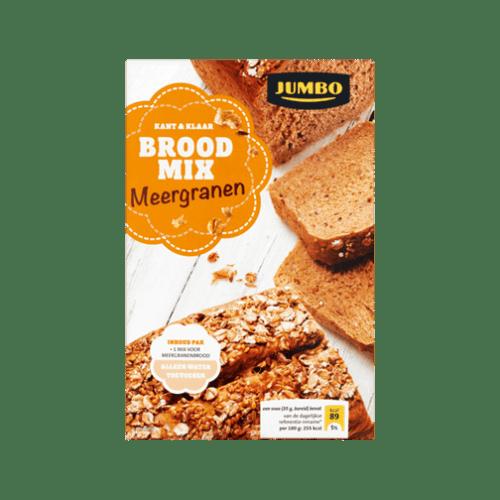 products jumbo kant klaar broodmix meergranen