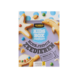 products jumbo kids box compleet koekjesmix zeedieren