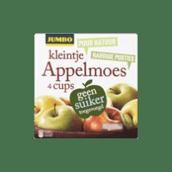 products jumbo kleintje appelmoes zonder suiker