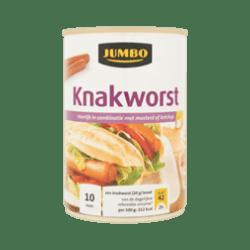 products jumbo knakworst 10 stuks