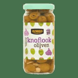 products jumbo knoflook olijven zonder pit