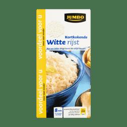 Jumbo Witte Snelkookrijst 1kg