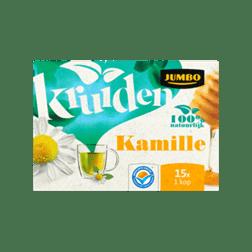 Jumbo Kruiden thee Kamille