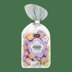 products jumbo lente topper paaseitjes assorti 6 smaken 500g
