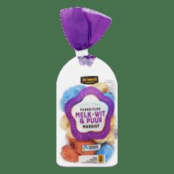 products jumbo lente topper paaseitjes melk wit puur massief