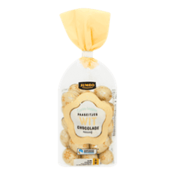 products jumbo lente topper paaseitjes wit chocolade massief 2
