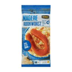 products jumbo magere rookworst 275g
