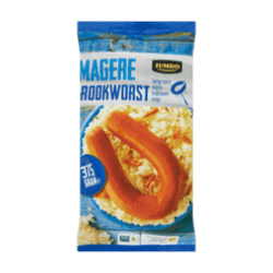products jumbo magere rookworst 375g