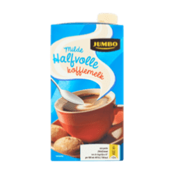 products jumbo milde halfvolle koffiemelk 1