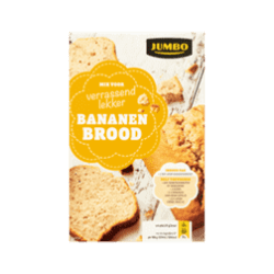 products jumbo mix voor bananenbrood