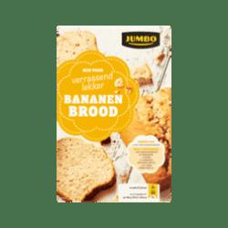 products jumbo mix voor bananenbrood