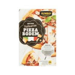 products jumbo mix voor italiaanse pizzabodem