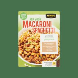 Jumbo Mix voor Macaroni Spaghetti
